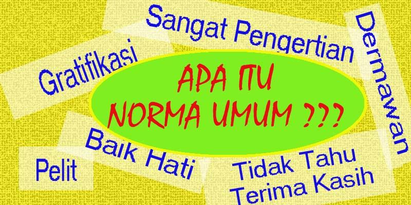 NormaUmum